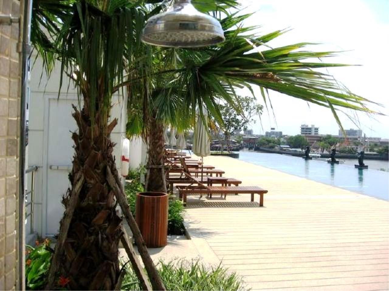 Edman & Partners Co.,Ltd. Agency's Supalai Casa Riva for Rent 36