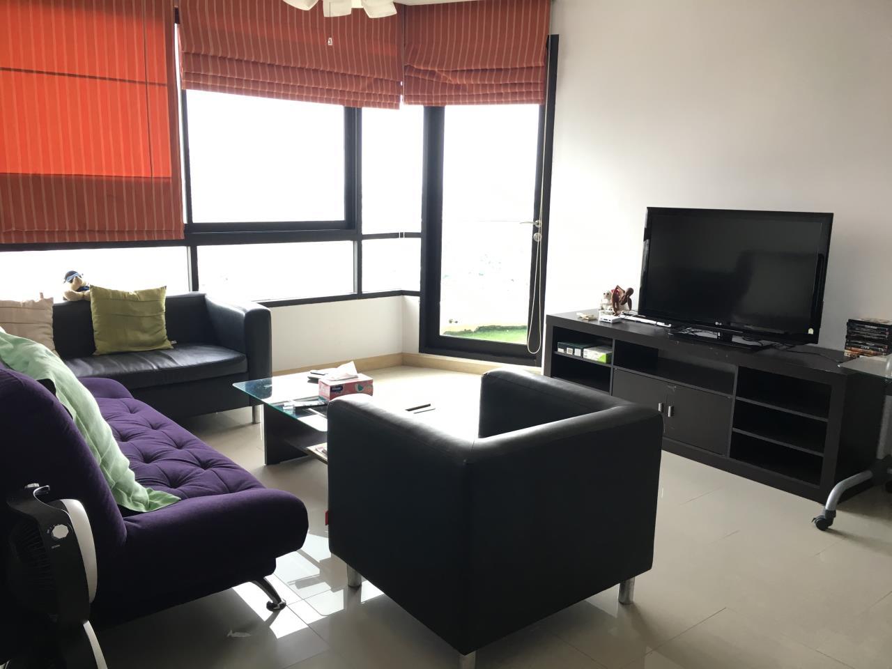 Edman & Partners Co.,Ltd. Agency's Supalai Casa Riva for Rent 1