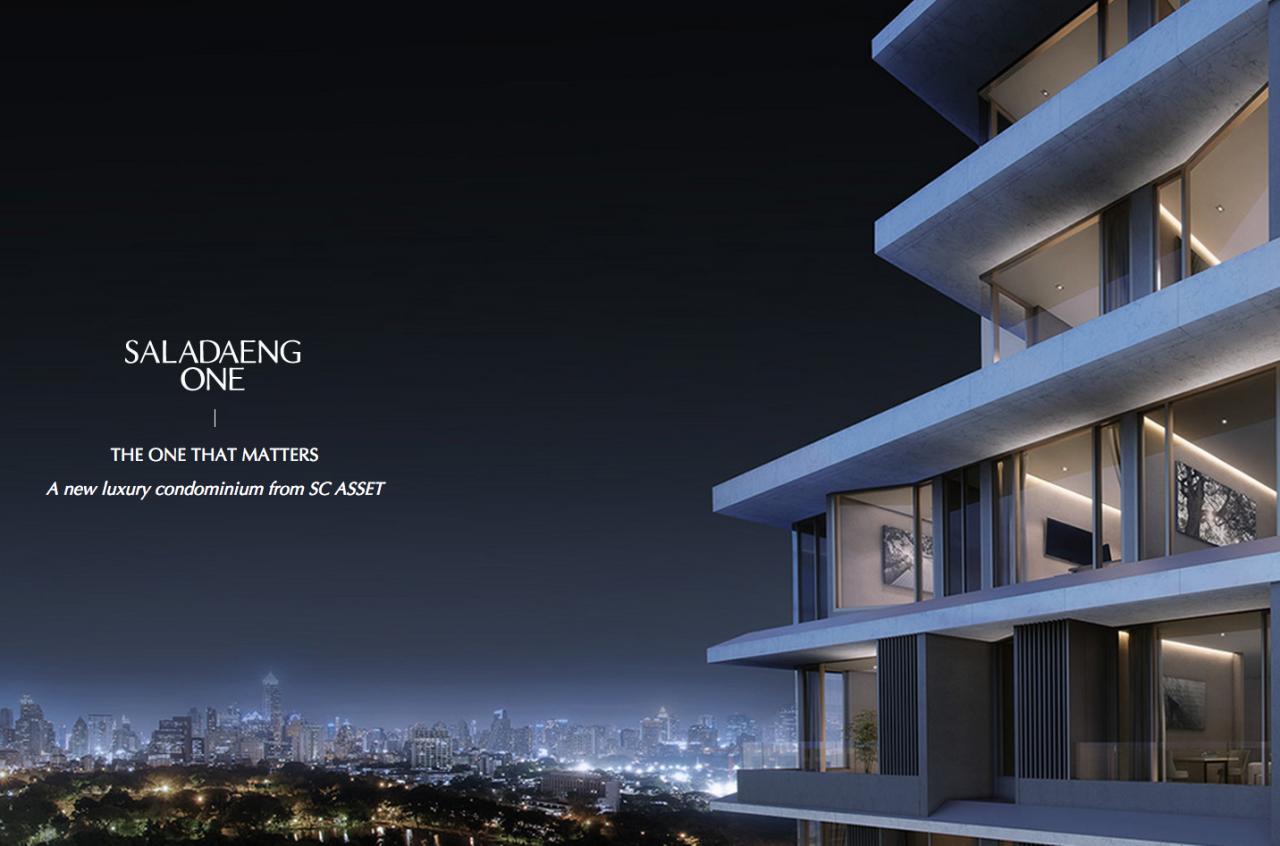 Edman & Partners Co.,Ltd. Agency's Saladaeng One Condo 49.27 Sqm. For Sale (Lumpini Park View) 1