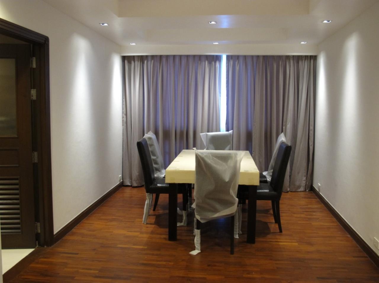 Edman & Partners Co.,Ltd. Agency's Condominium for rent at Park View Towers 3