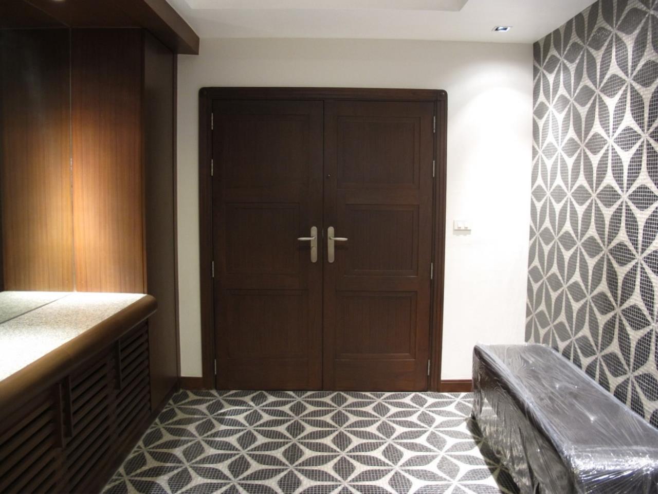 Edman & Partners Co.,Ltd. Agency's Condominium for rent at Park View Towers 10