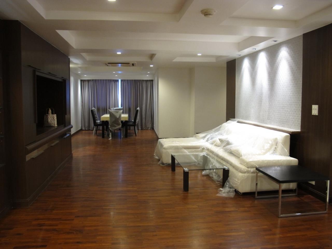 Edman & Partners Co.,Ltd. Agency's Condominium for rent at Park View Towers 2