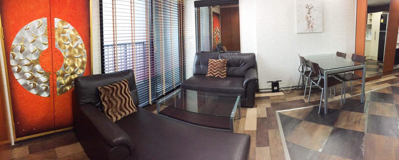 Edman and Partners Co.,Ltd Agency's The Alcove Thonglor 2 br for rent 2