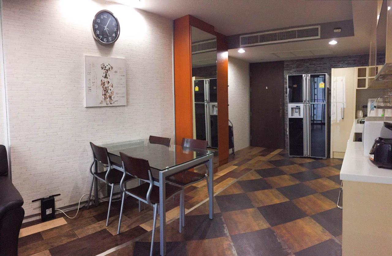 Edman and Partners Co.,Ltd Agency's The Alcove Thonglor 2 br for rent 1
