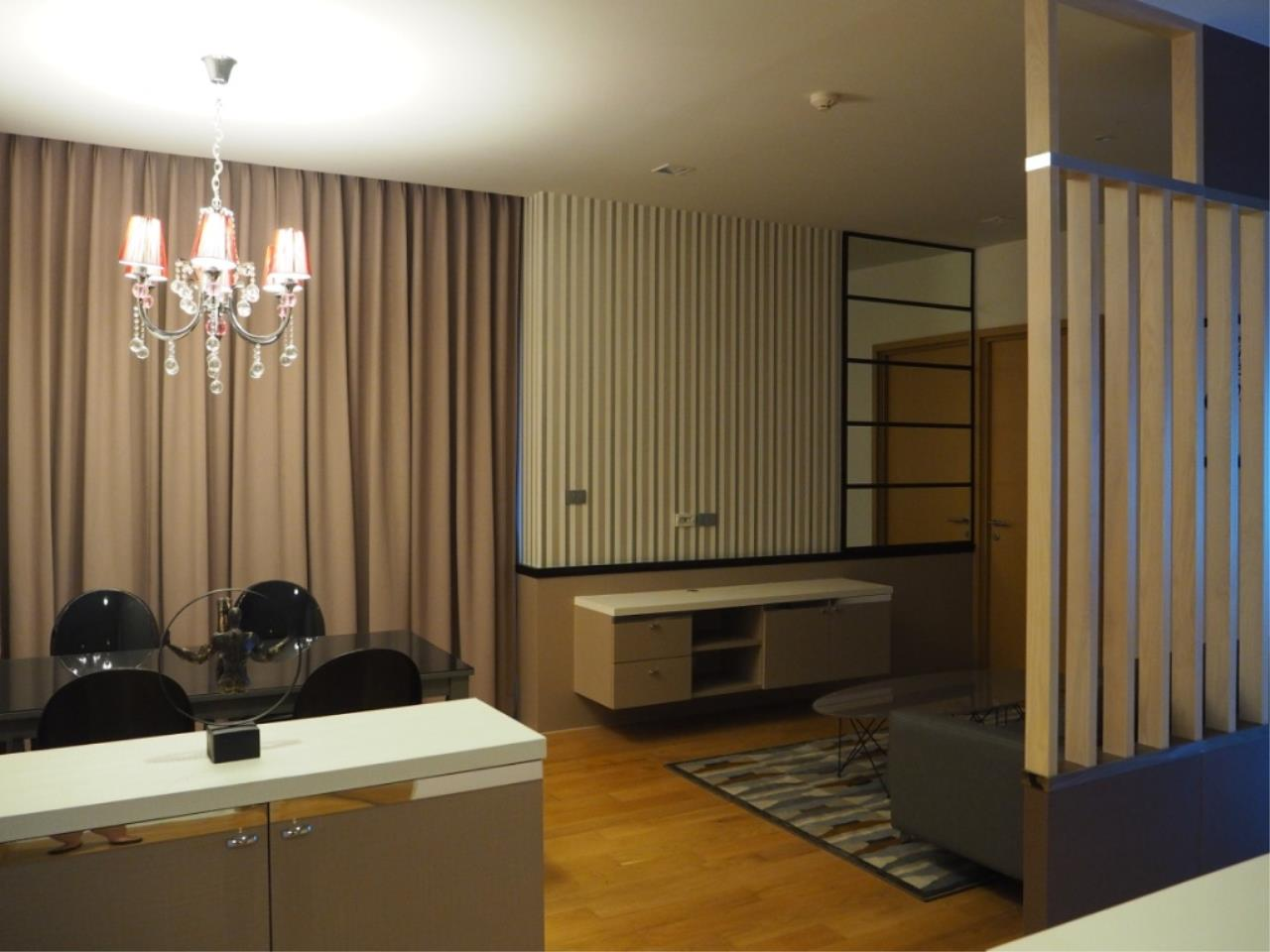 Edman & Partners Co.,Ltd. Agency's HYDE Sukhumvit 13  2 bed for rent 2