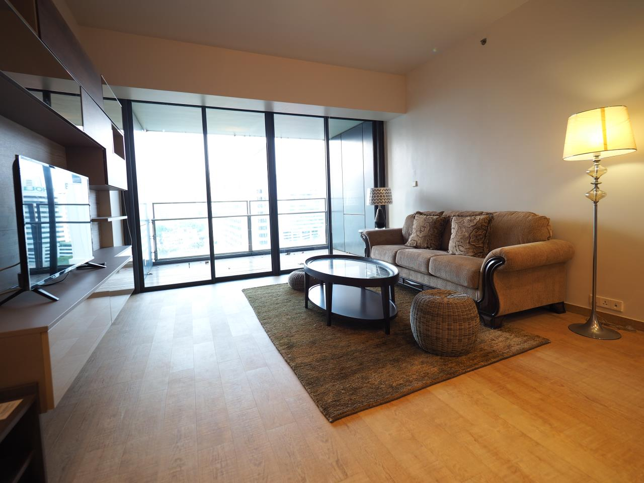 Edman & Partners Co.,Ltd. Agency's The Met 2 Bedroom For Rent 8