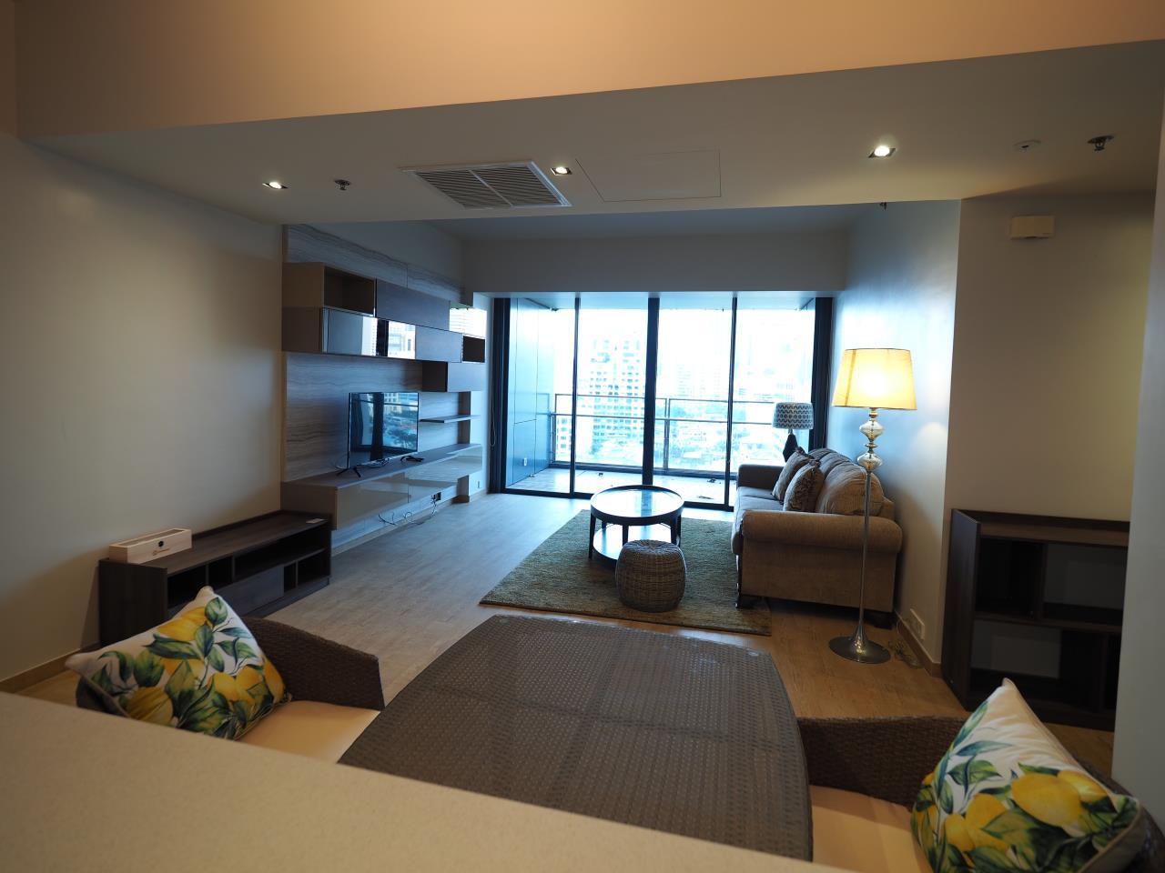 Edman & Partners Co.,Ltd. Agency's The Met 2 Bedroom For Rent 11