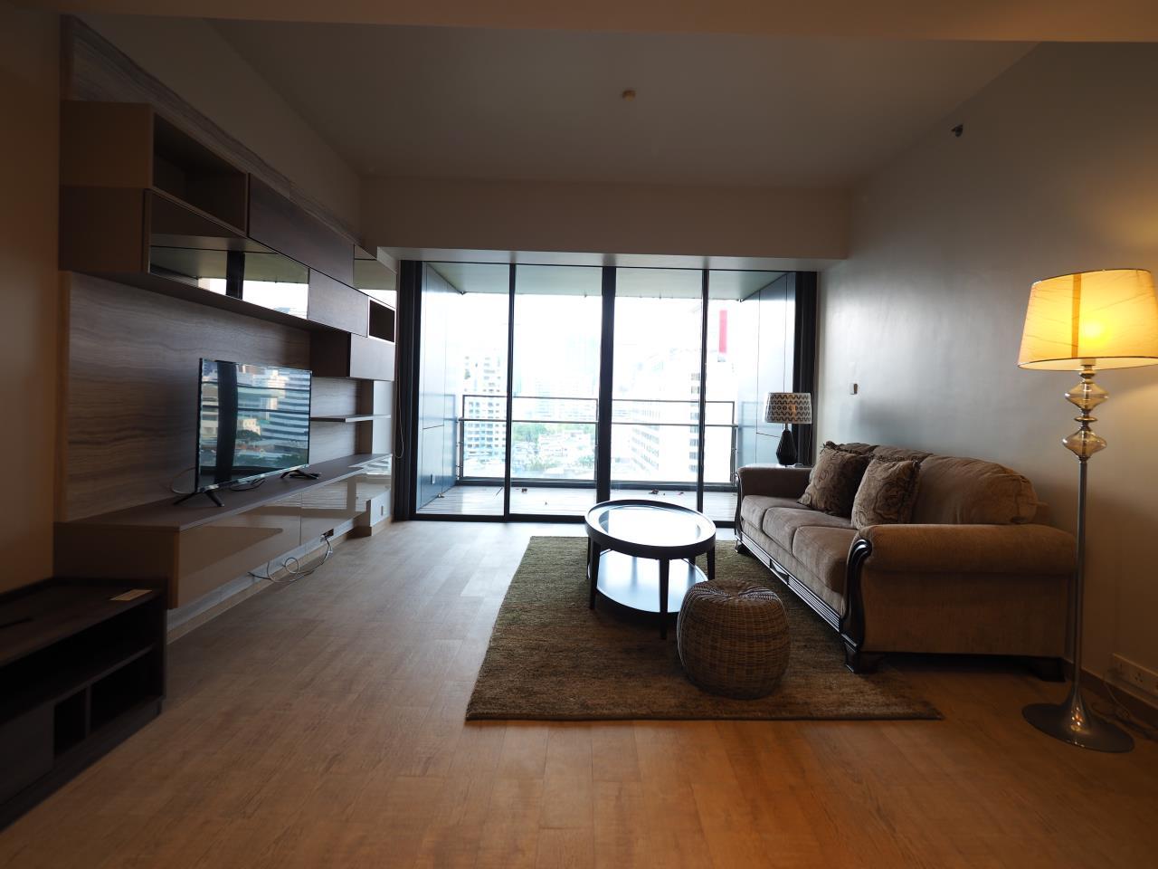 Edman & Partners Co.,Ltd. Agency's The Met 2 Bedroom For Rent 5
