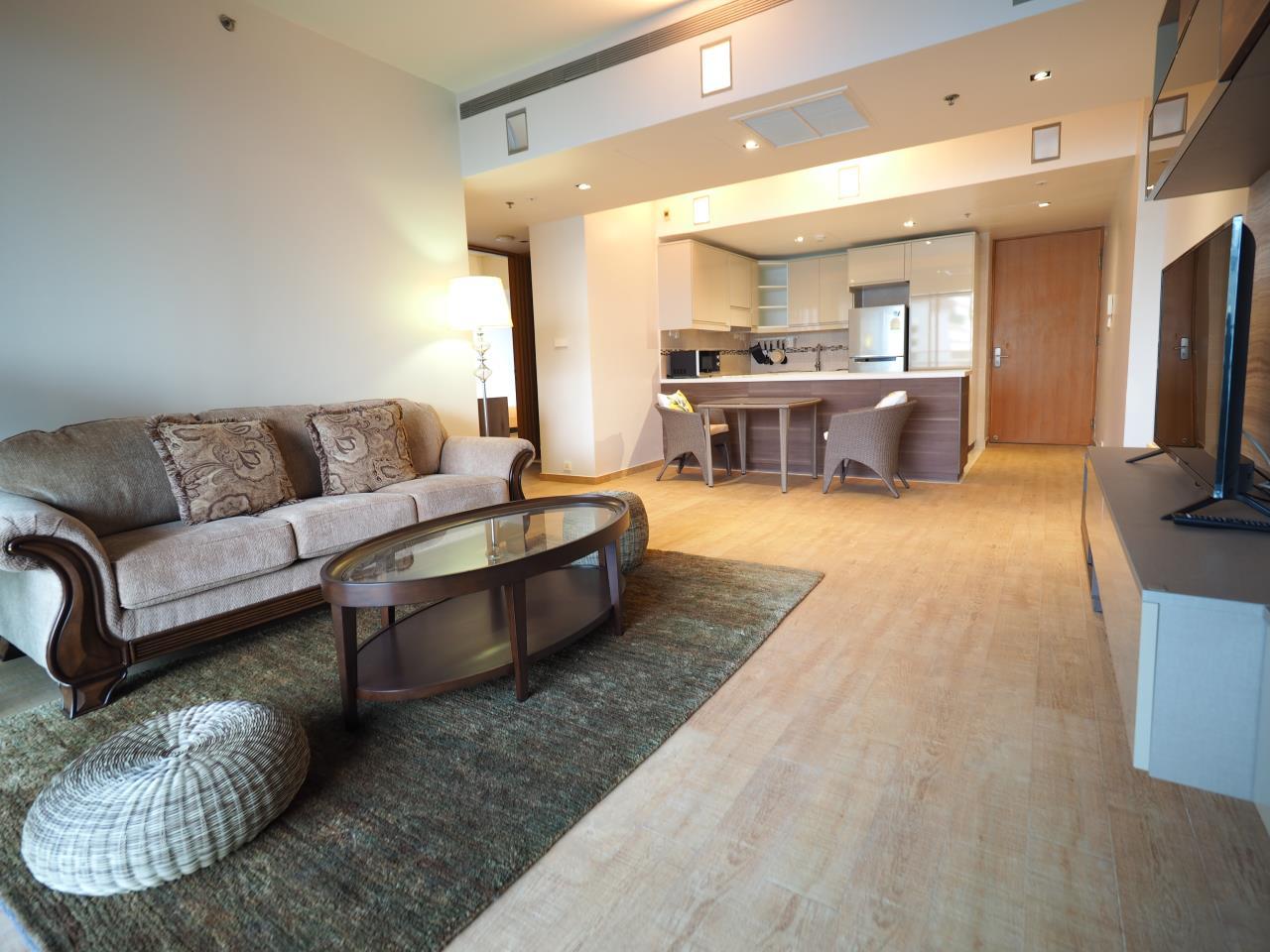 Edman & Partners Co.,Ltd. Agency's The Met 2 Bedroom For Rent 3