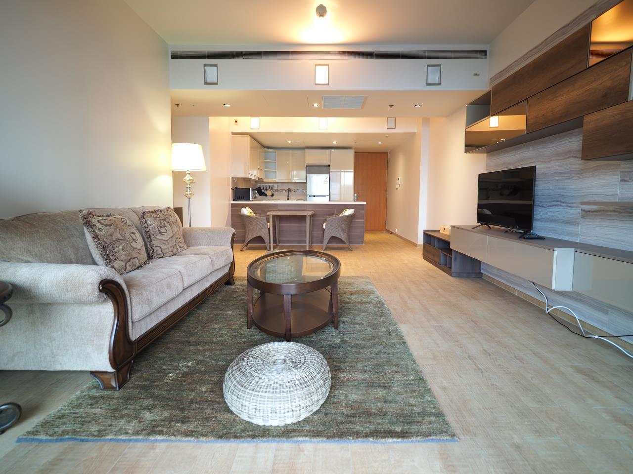 Edman & Partners Co.,Ltd. Agency's The Met 2 Bedroom For Rent 4