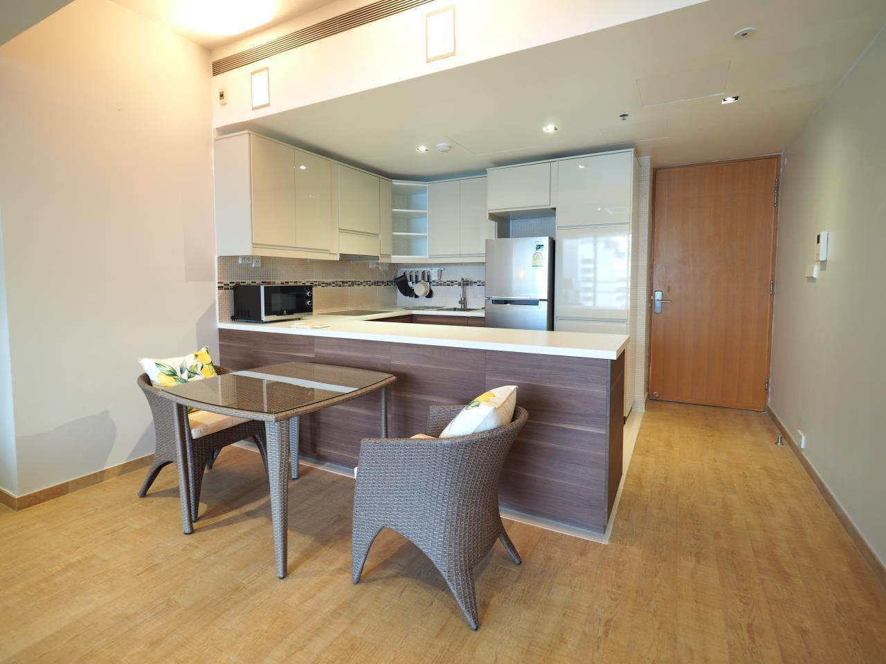 Edman & Partners Co.,Ltd. Agency's The Met 2 Bedroom For Rent 16