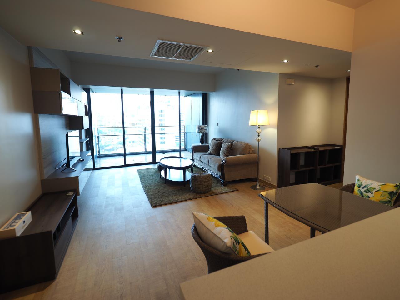 Edman & Partners Co.,Ltd. Agency's The Met 2 Bedroom For Rent 1