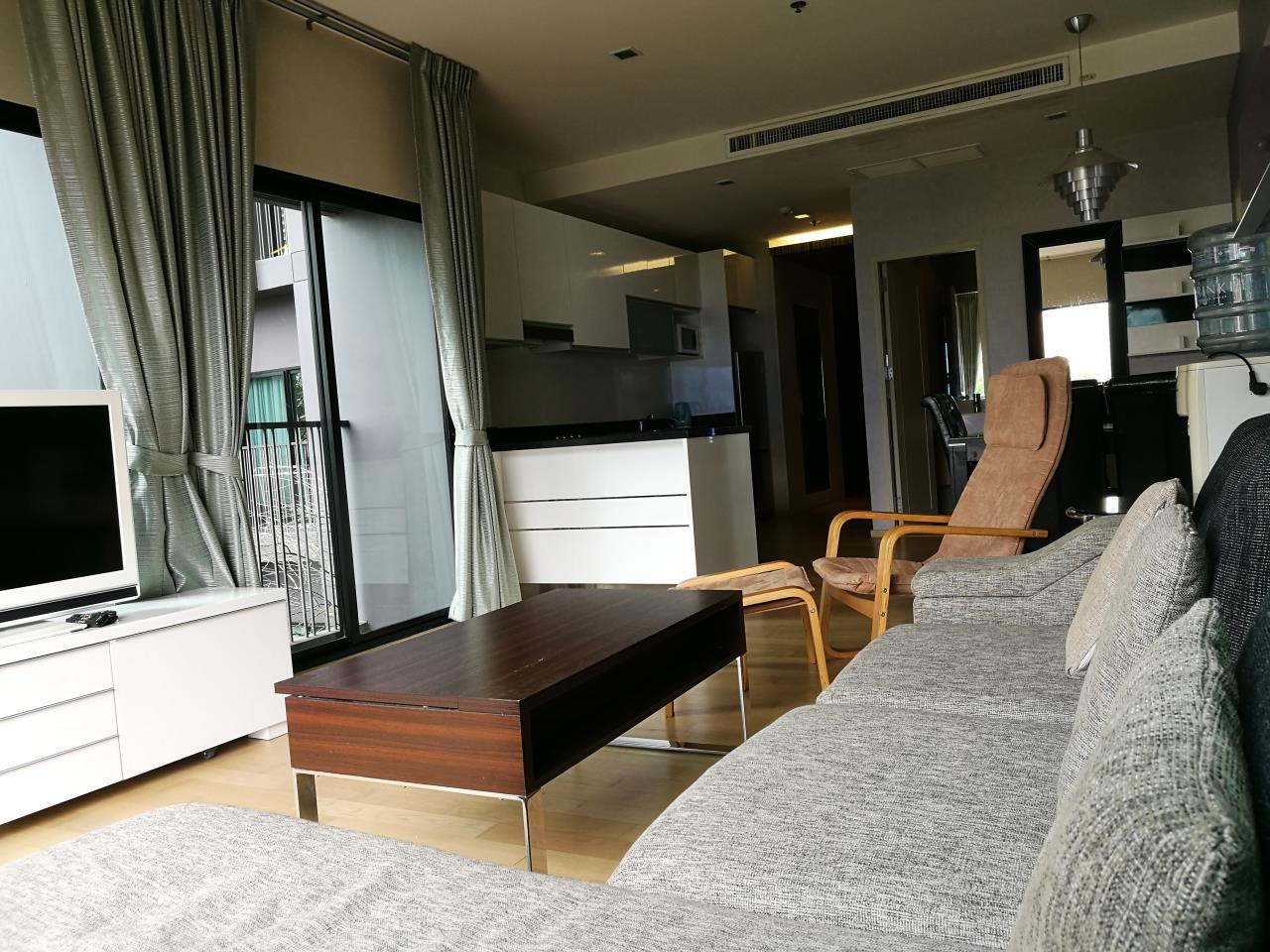 Edman and Partners Co.,Ltd Agency's Noble Reveal For Rent 2 Beds 2