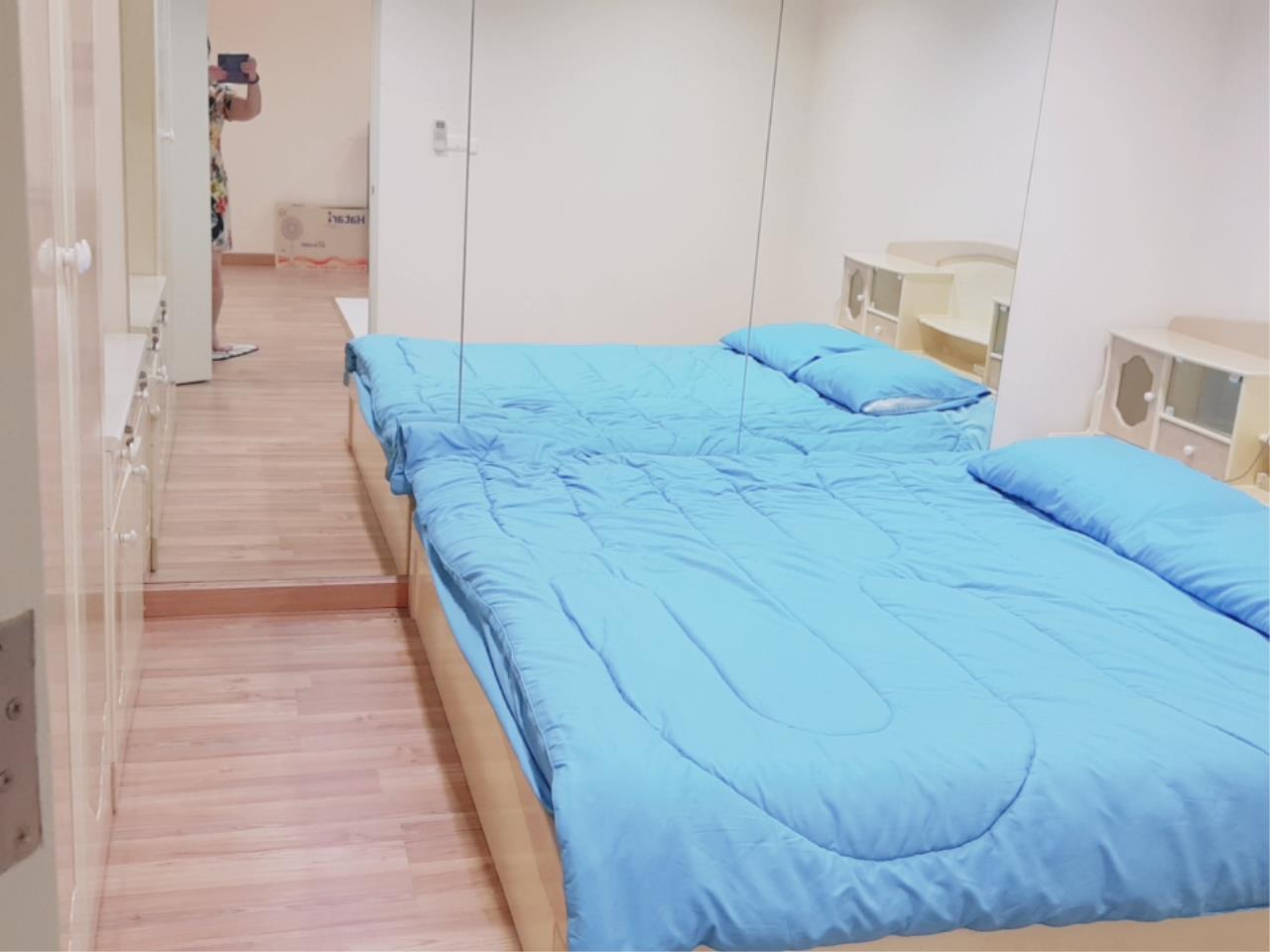 Edman & Partners Co.,Ltd. Agency's Asoke Place 2 Beds 12