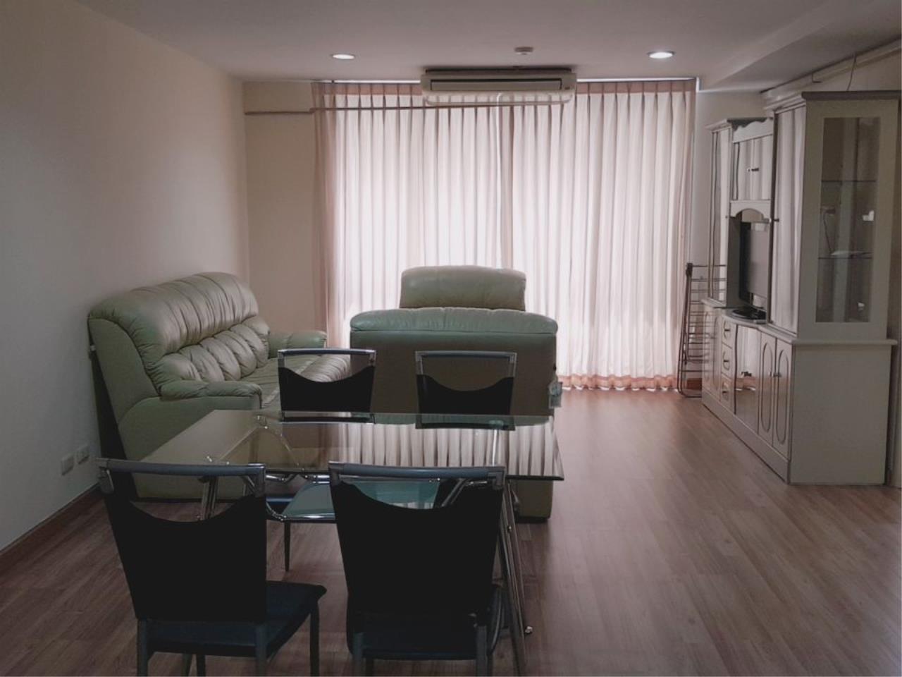Edman & Partners Co.,Ltd. Agency's Asoke Place 2 Beds 3
