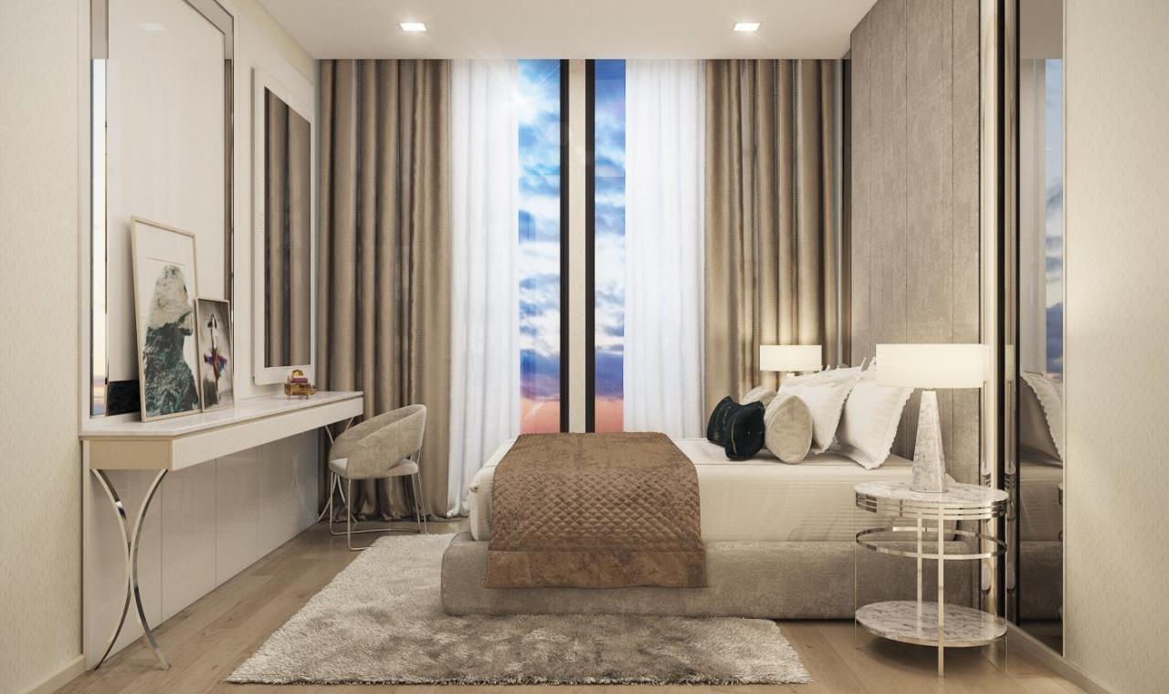 Edman & Partners Co.,Ltd. Agency's Noble Ploen Chit 3 Beds for Rent 6
