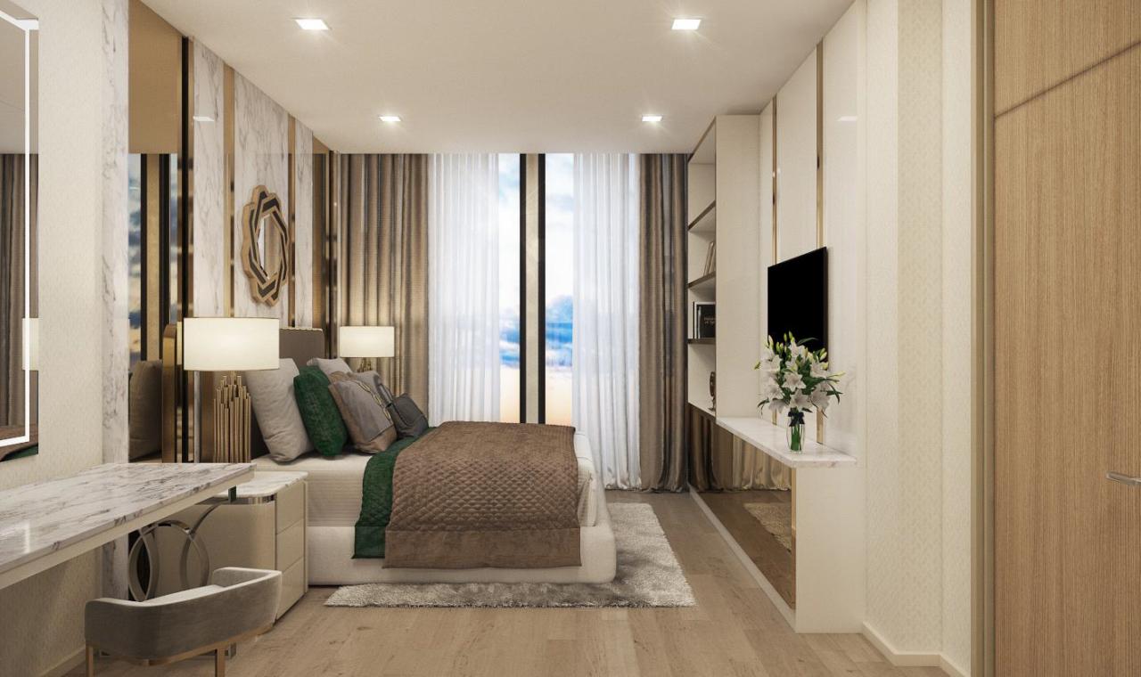 Edman & Partners Co.,Ltd. Agency's Noble Ploen Chit 3 Beds for Rent 7