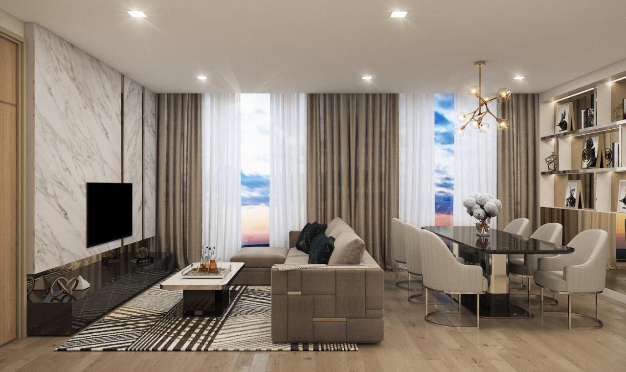 Edman & Partners Co.,Ltd. Agency's Noble Ploen Chit 3 Beds for Rent 1