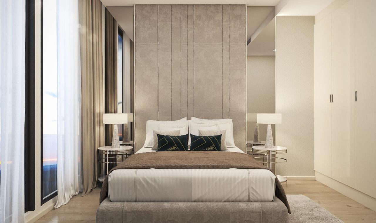 Edman & Partners Co.,Ltd. Agency's Noble Ploen Chit 3 Beds for Rent 5