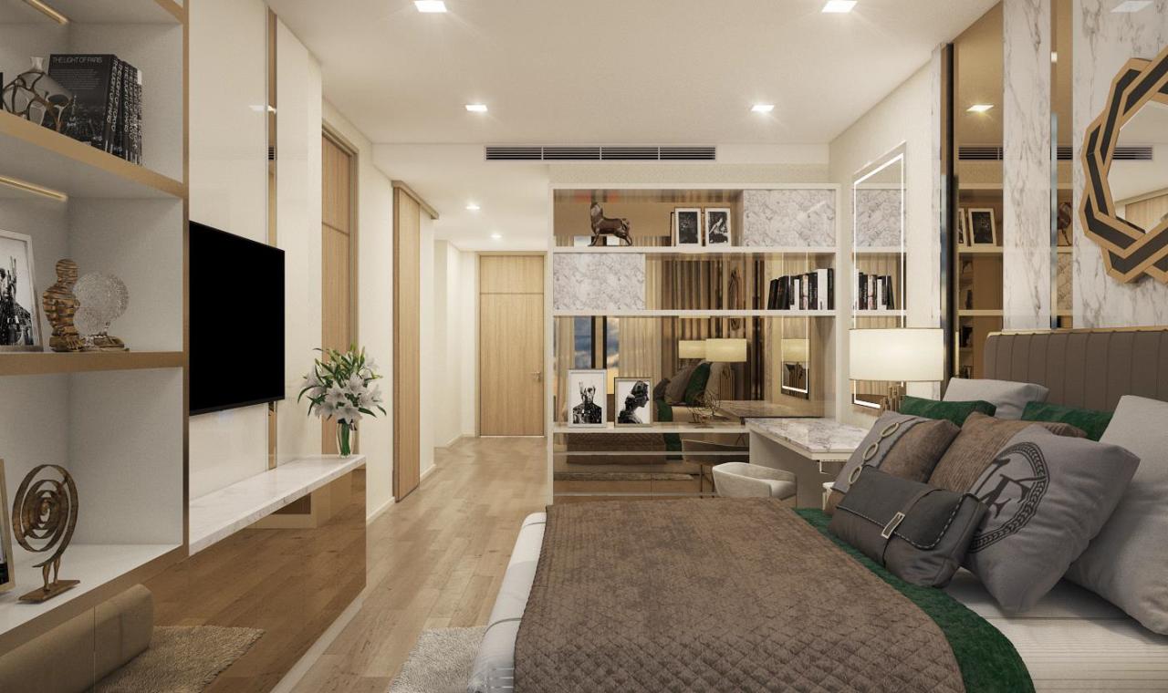 Edman & Partners Co.,Ltd. Agency's Noble Ploen Chit 3 Beds for Rent 4
