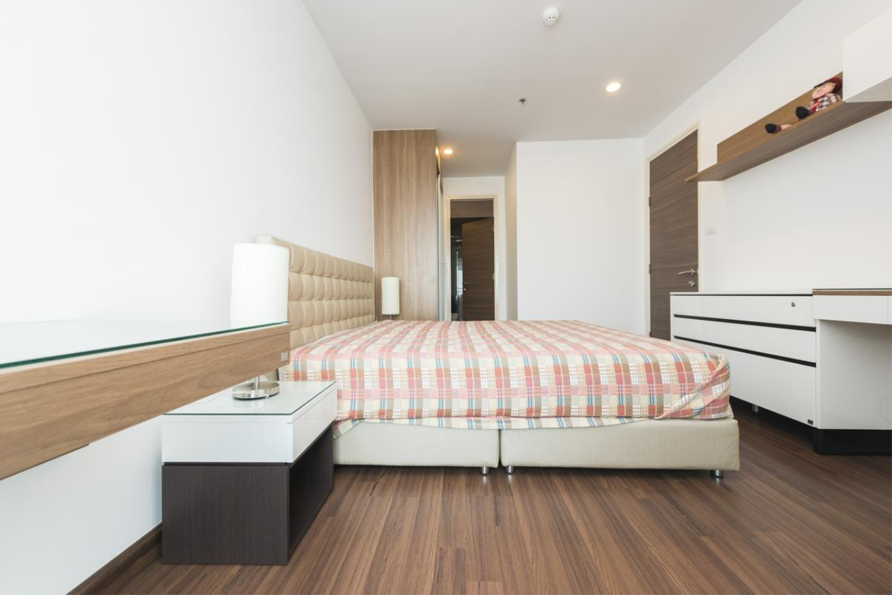 Edman and Partners Co.,Ltd Agency's SUPALAI PRIMA RIVA For Rent 2Br 8