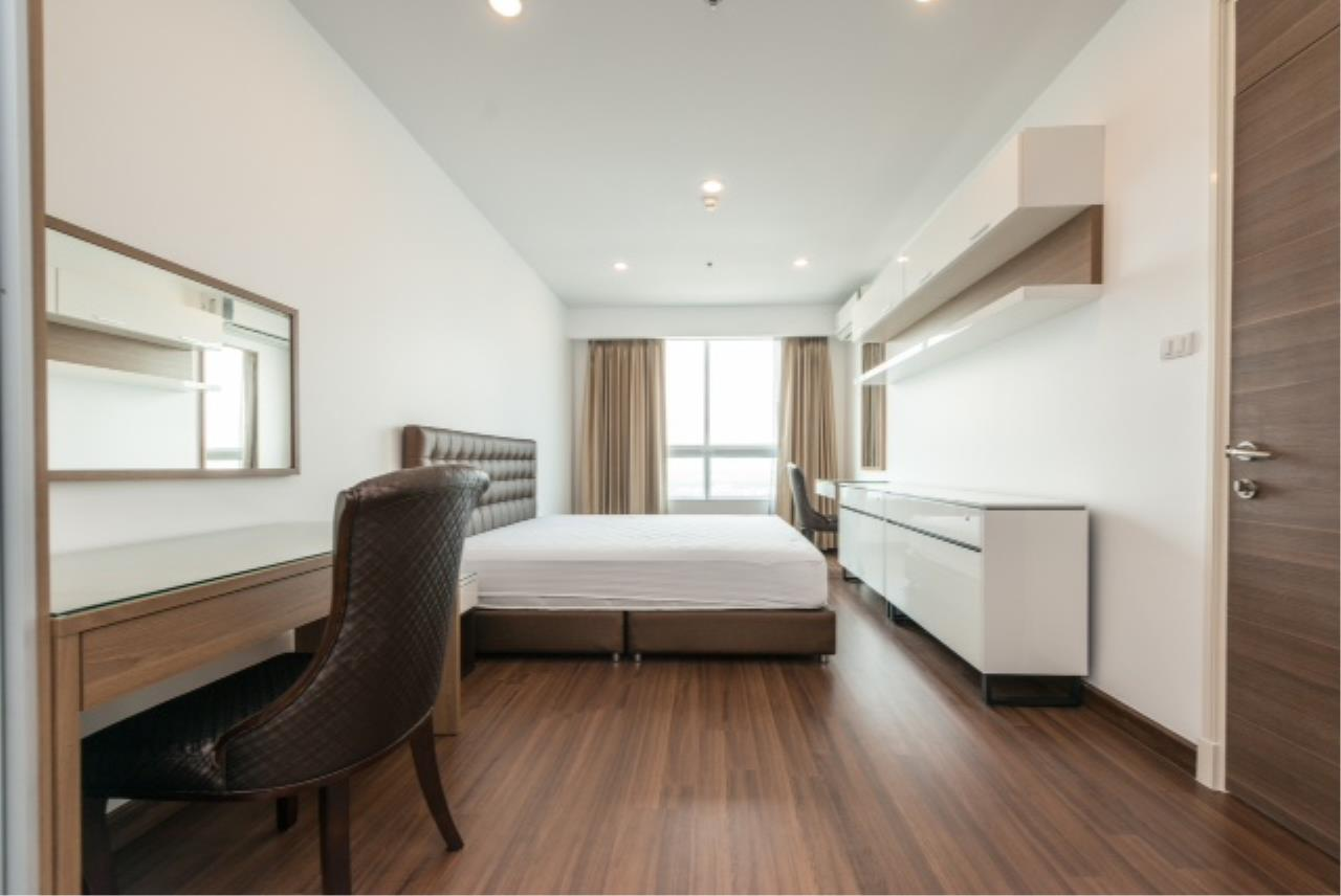 Edman and Partners Co.,Ltd Agency's SUPALAI PRIMA RIVA For Rent 2Br 4