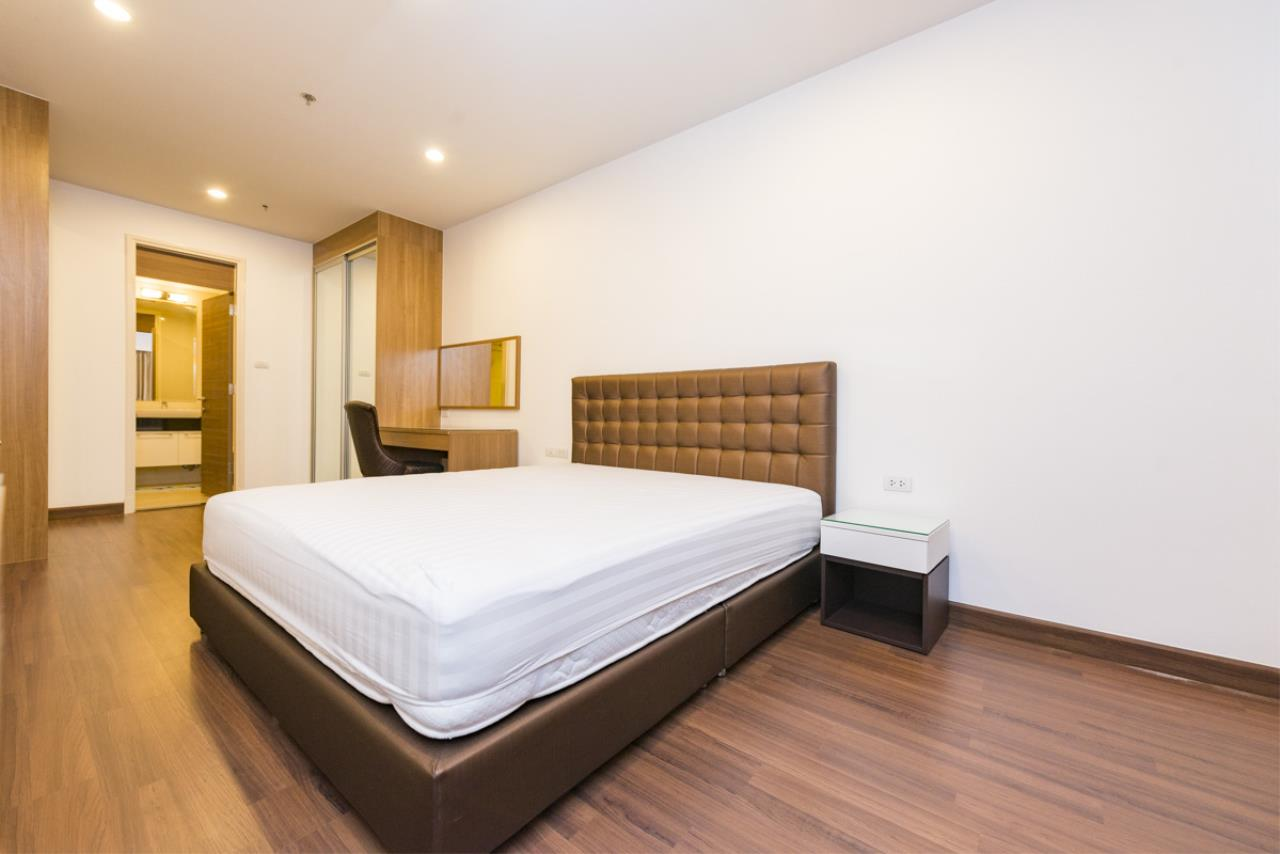 Edman and Partners Co.,Ltd Agency's SUPALAI PRIMA RIVA For Rent 2Br 11