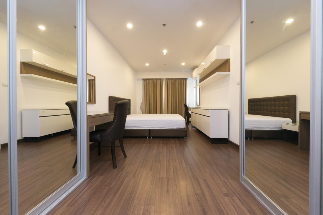 Edman and Partners Co.,Ltd Agency's SUPALAI PRIMA RIVA For Rent 2Br 7