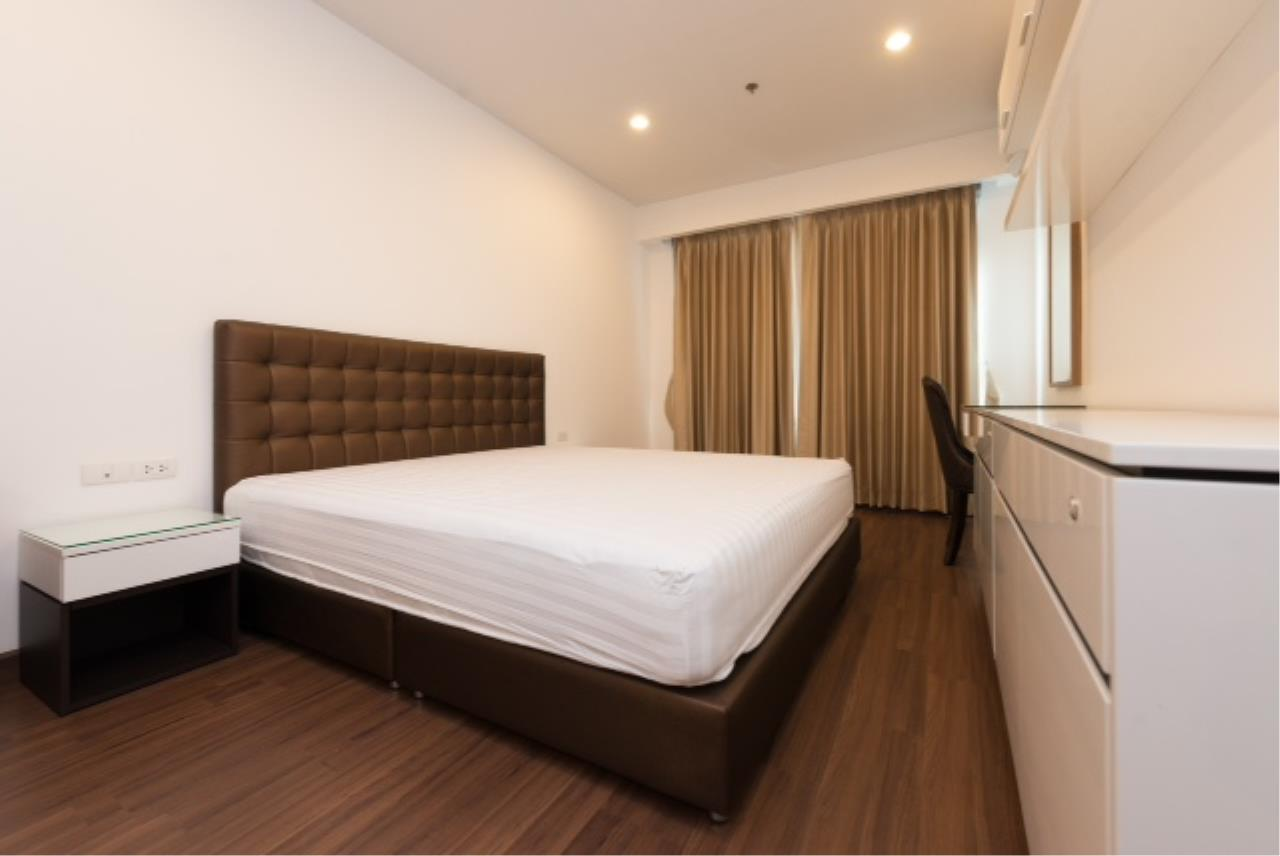Edman and Partners Co.,Ltd Agency's SUPALAI PRIMA RIVA For Rent 2Br 5