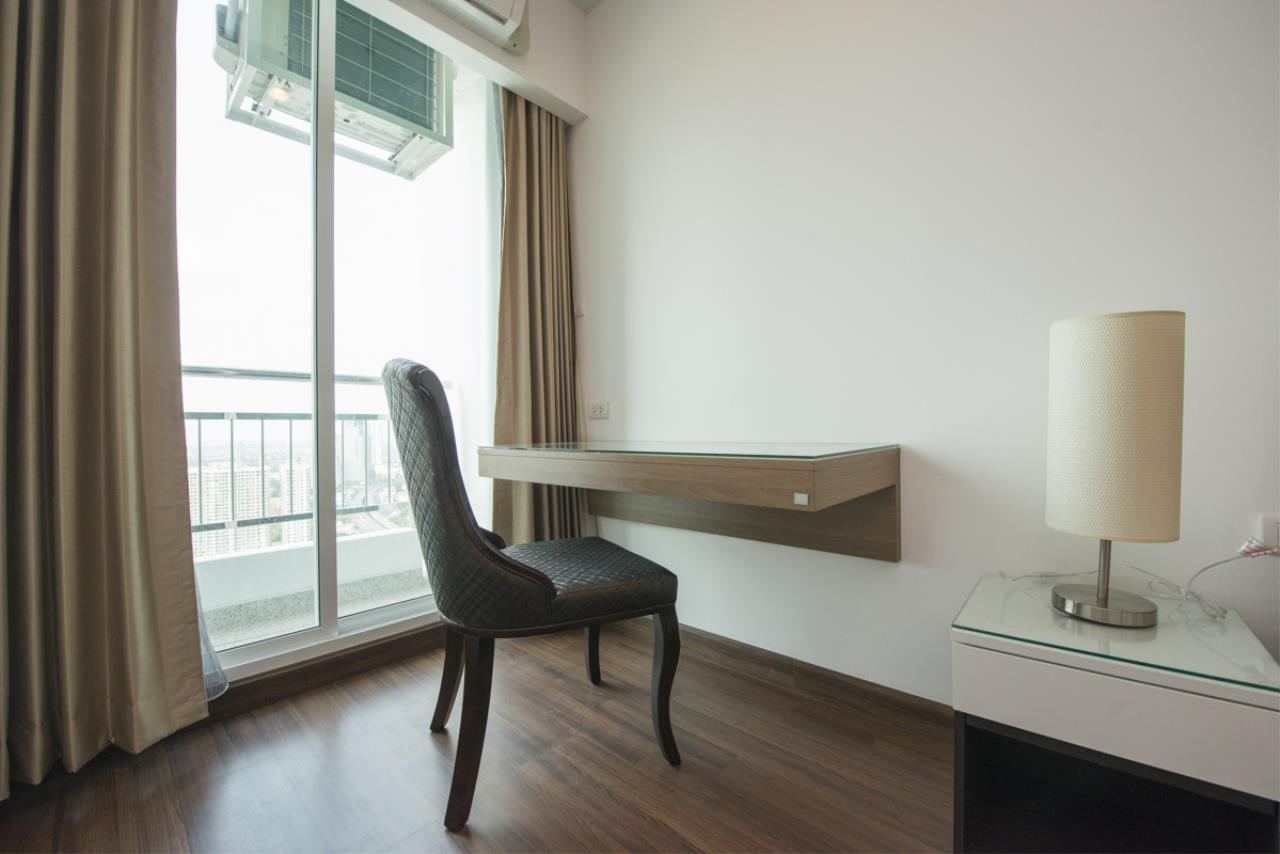 Edman and Partners Co.,Ltd Agency's SUPALAI PRIMA RIVA For Rent 2Br 6