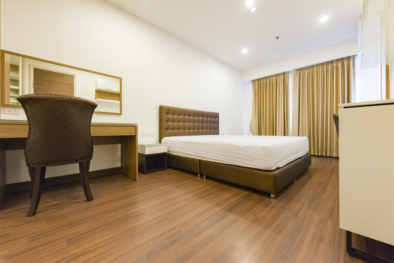 Edman and Partners Co.,Ltd Agency's SUPALAI PRIMA RIVA For Rent 2Br 9