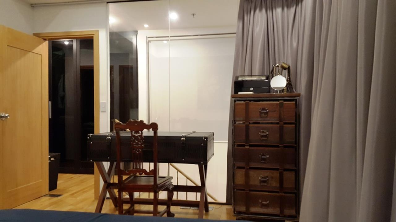 Edman & Partners Co.,Ltd. Agency's  Renovated Luxury Duplex Unit for rent at The Emporio Place Condominium.  Available Now 10