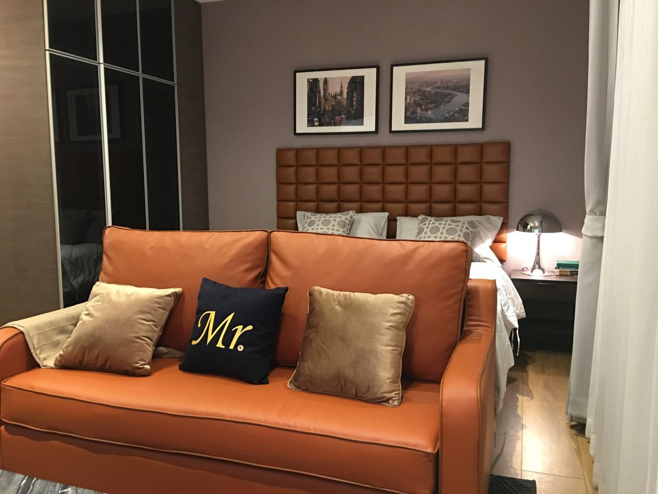 Edman & Partners Co.,Ltd. Agency's Park24 one bedroom 32sqm. 27,000 Baht/month 1