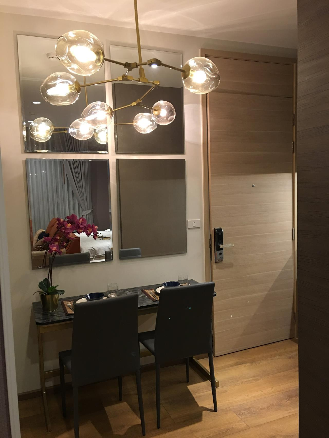 Edman & Partners Co.,Ltd. Agency's Park24 one bedroom 32sqm. 27,000 Baht/month 7