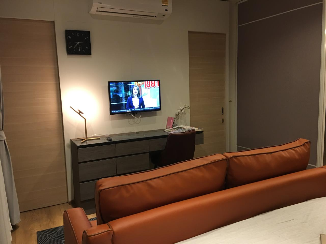 Edman & Partners Co.,Ltd. Agency's Park24 one bedroom 32sqm. 27,000 Baht/month 2