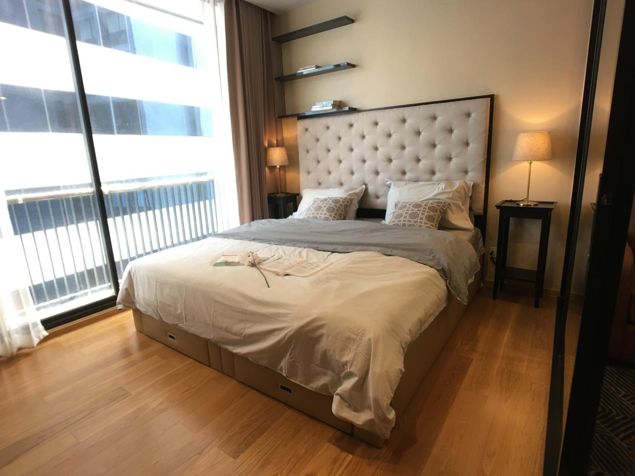 Edman & Partners Co.,Ltd. Agency's  Noble Revo Silom one bedroom 33sqm.  25,000 Baht/month 10