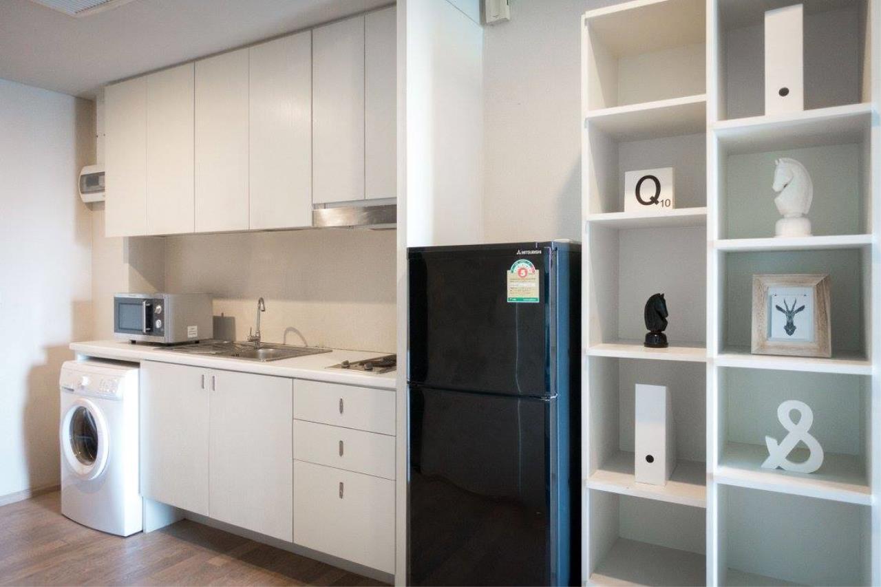Edman & Partners Co.,Ltd. Agency's NOBLE SOLO studio for rent 1