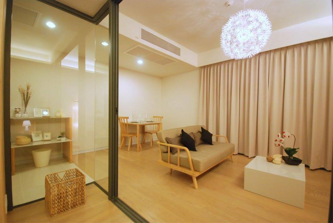 Edman & Partners Co.,Ltd. Agency's SIAMESE GIOIA 1 Bed For Rent 1