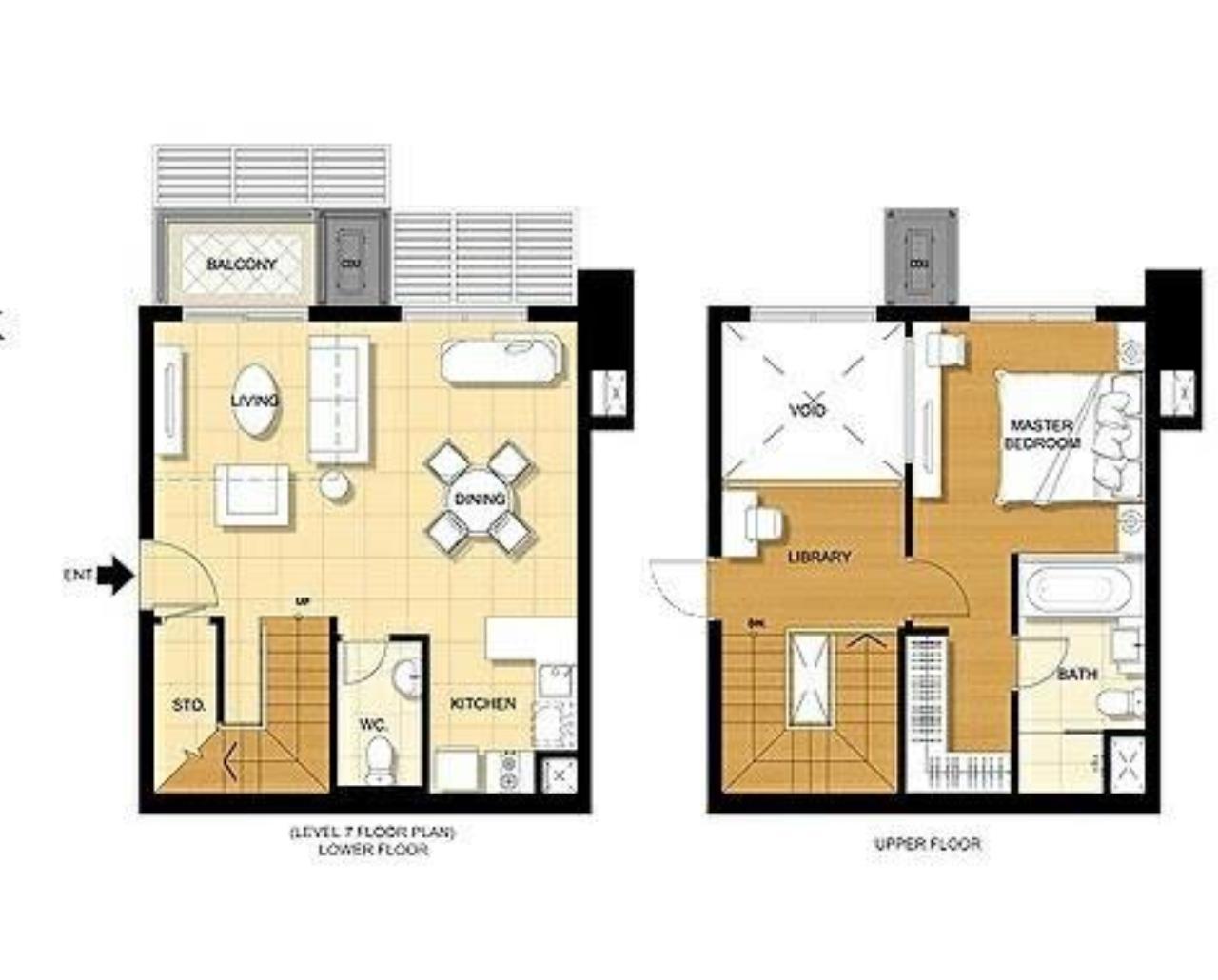Edman & Partners Co.,Ltd. Agency's Villa Asoke 4
