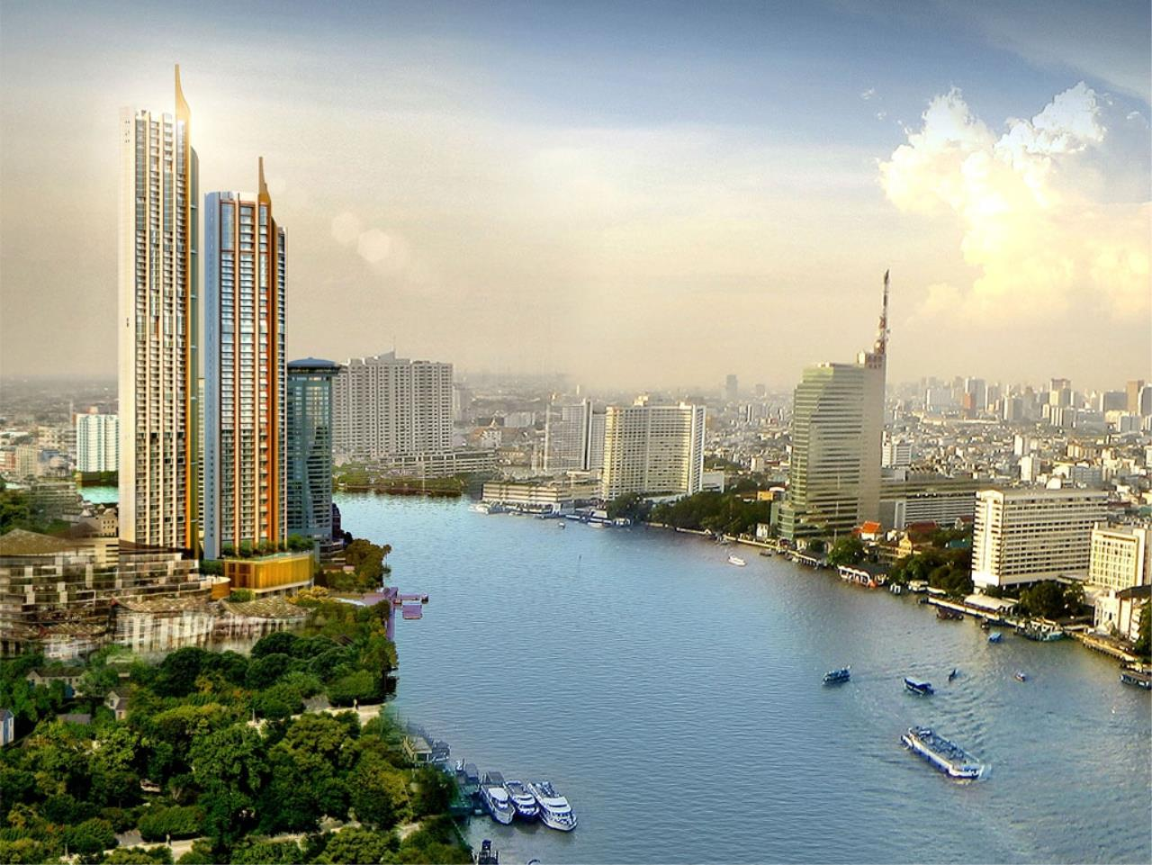 Edman & Partners Co.,Ltd. Agency's IconSiam For Sale One Bed 1