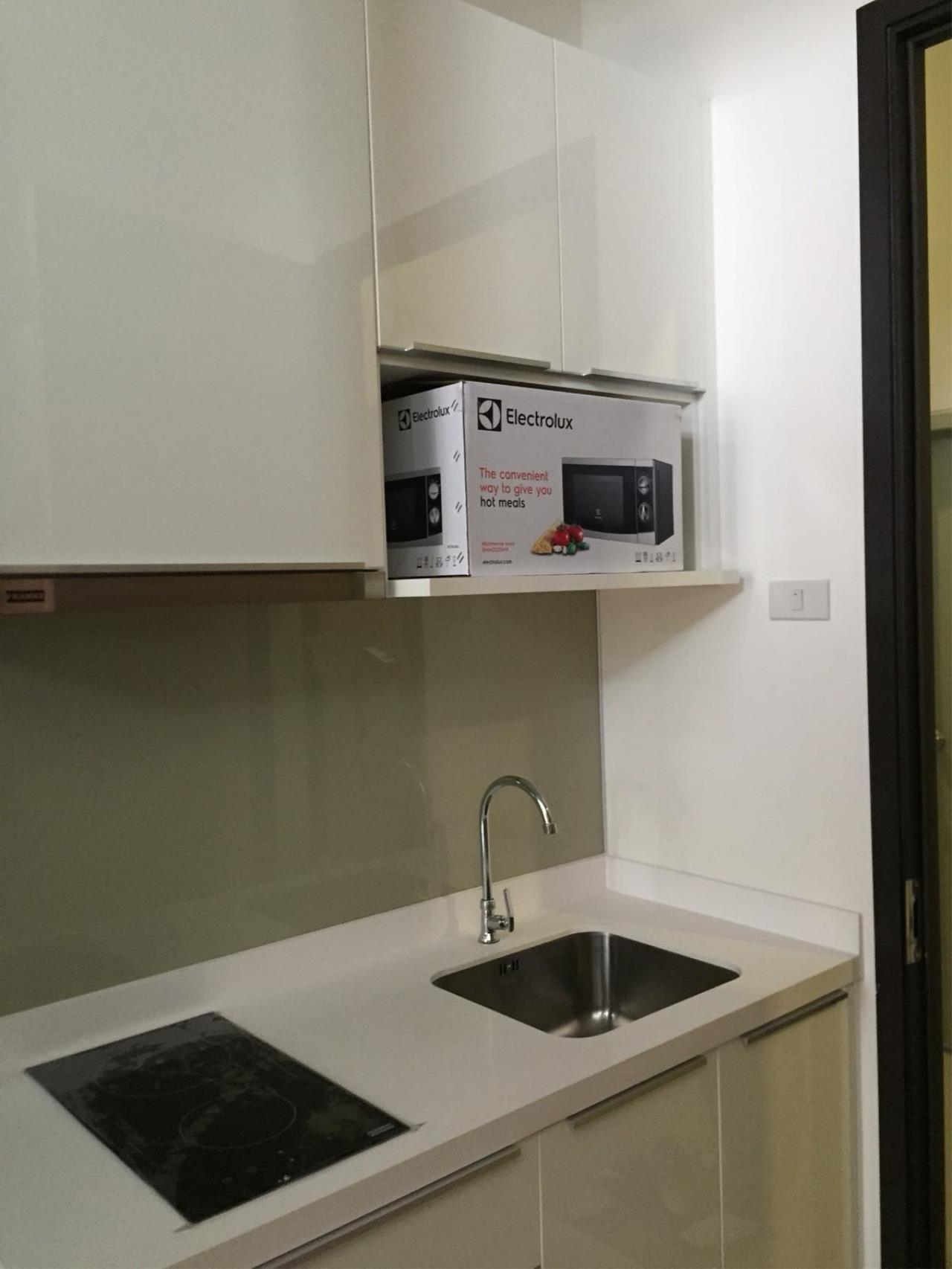 Edman & Partners Co.,Ltd. Agency's Chewathai Residence 1BR for rent 5