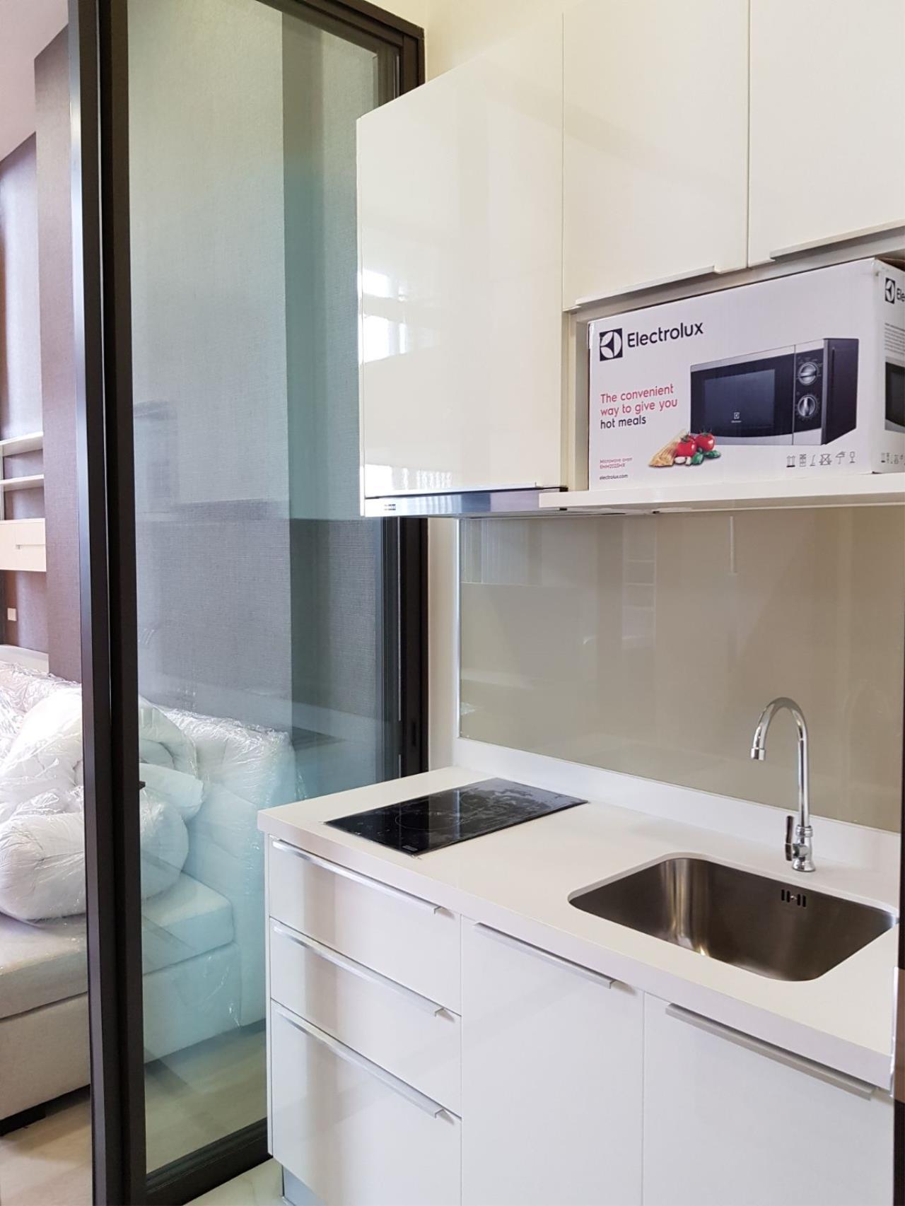 Edman & Partners Co.,Ltd. Agency's Chewathai Residence 1BR for rent 19