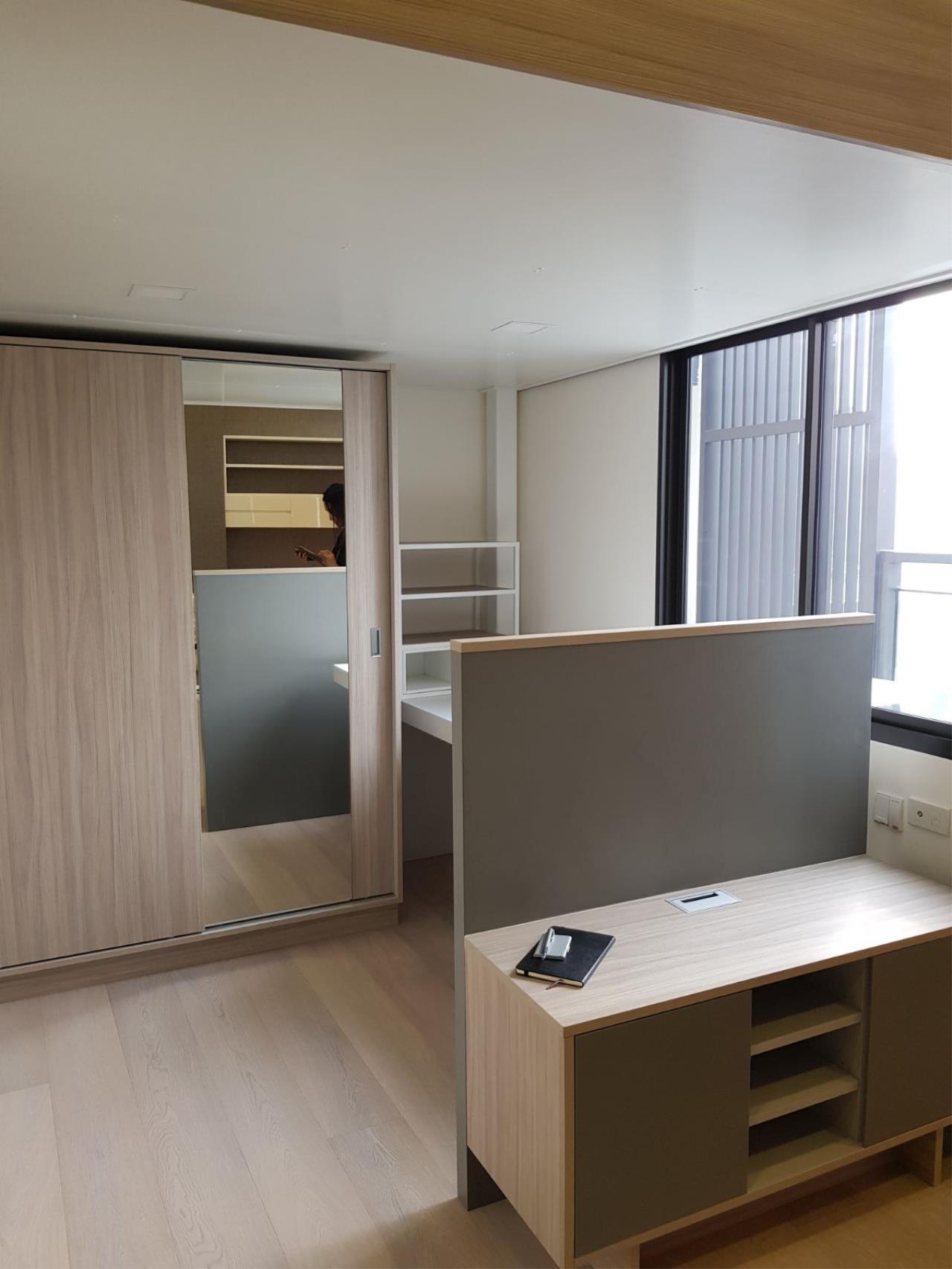 Edman & Partners Co.,Ltd. Agency's Chewathai Residence 1BR for rent 21