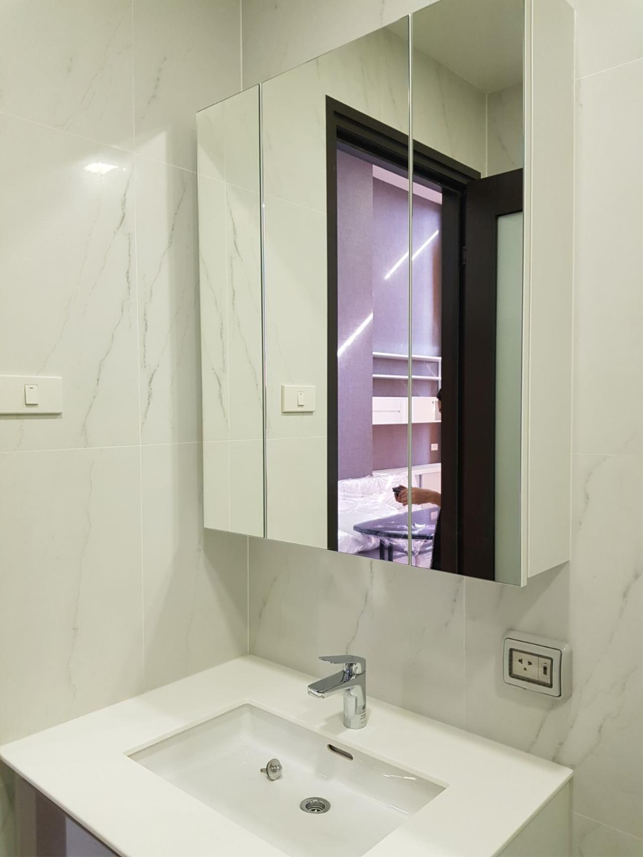 Edman & Partners Co.,Ltd. Agency's Chewathai Residence 1BR for rent 10