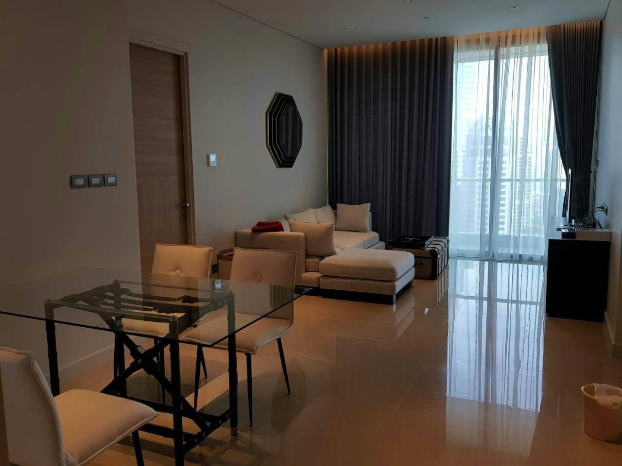 Edman & Partners Co.,Ltd. Agency's Sindhorn Residence 4