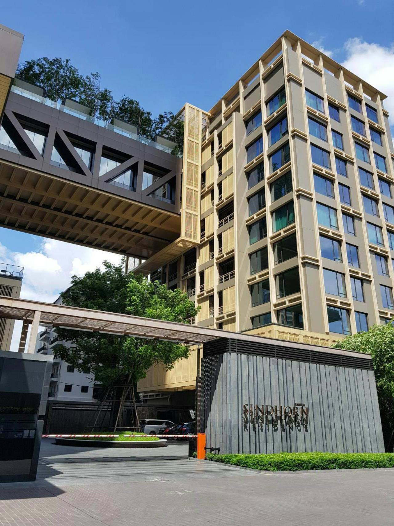 Edman & Partners Co.,Ltd. Agency's Sindhorn Residence 1