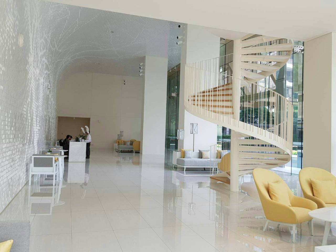 Edman & Partners Co.,Ltd. Agency's Sindhorn Residence 2