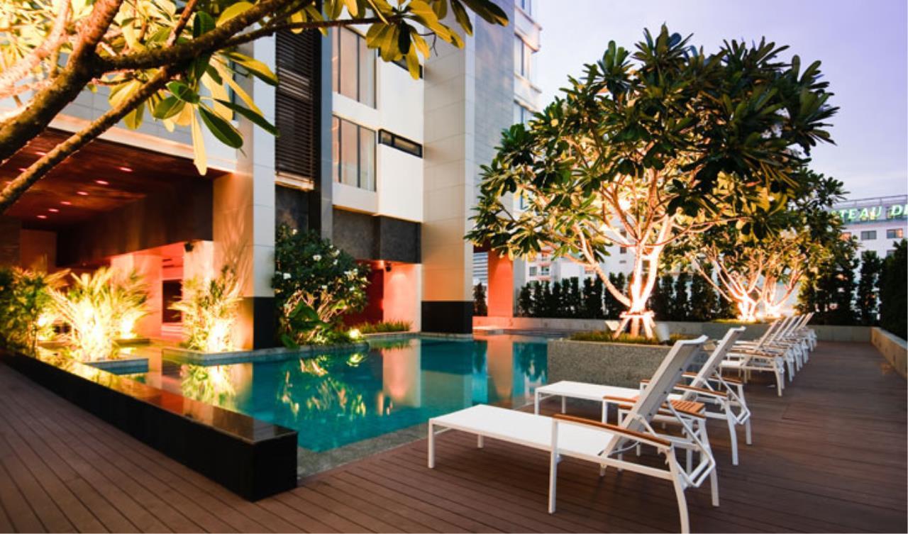 Edman & Partners Co.,Ltd. Agency's The Aetas Residence 4