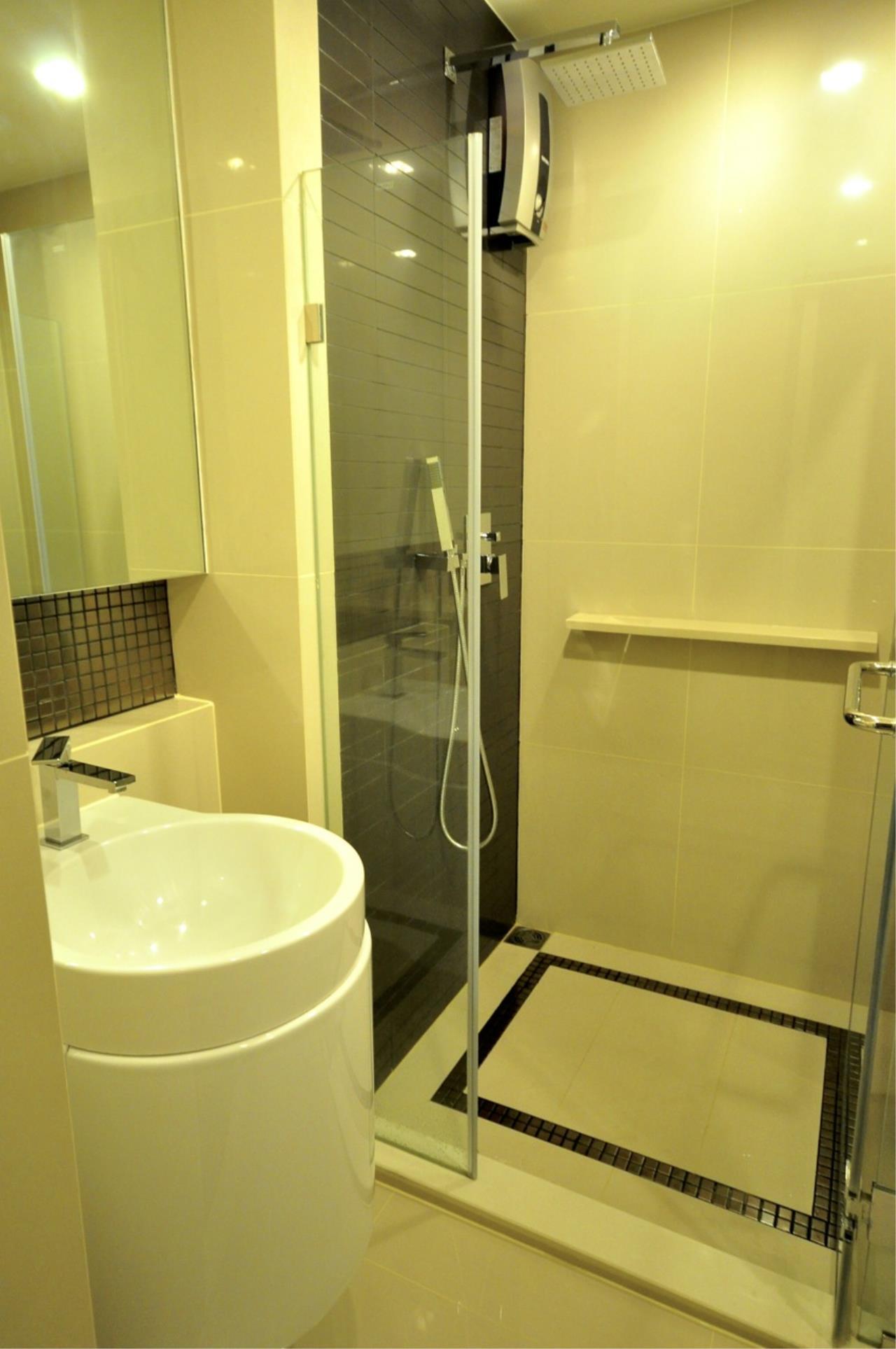 Edman & Partners Co.,Ltd. Agency's Rhythm Sukhumvit 50  1  bed   for  rent 4