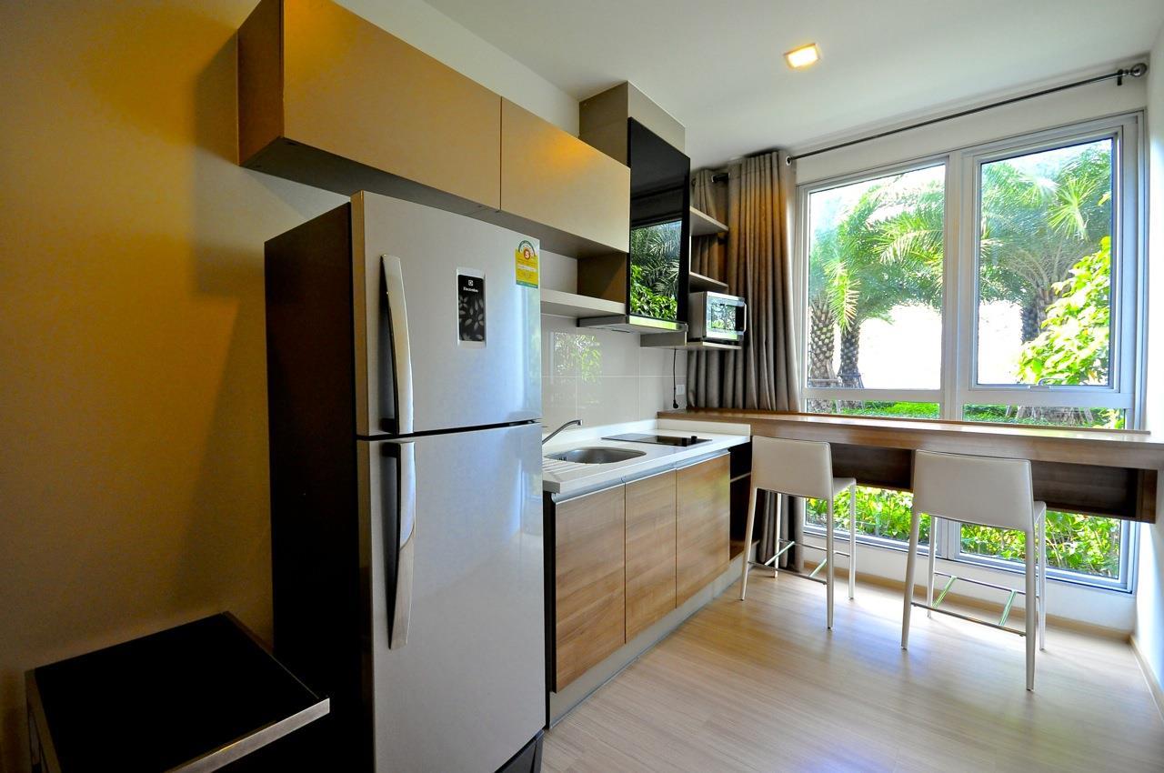 Edman & Partners Co.,Ltd. Agency's Rhythm Sukhumvit 50  1  bed   for  rent 1